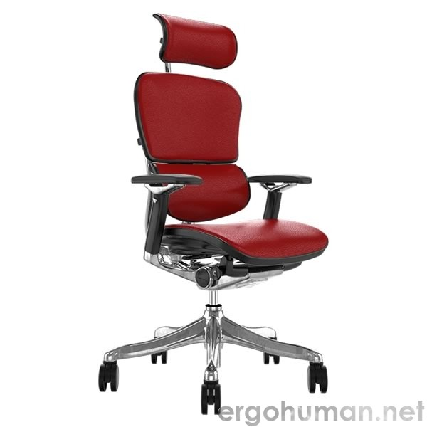 Ergohuman Plus Luxury Leather Office Chair