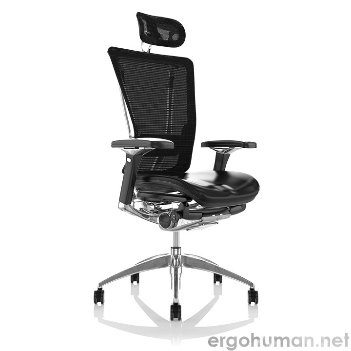 Nefil Leather Office Chair